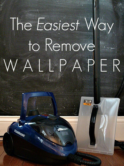 The Easiest Way to Remove Wallpaper using the Steam Machine 480x640