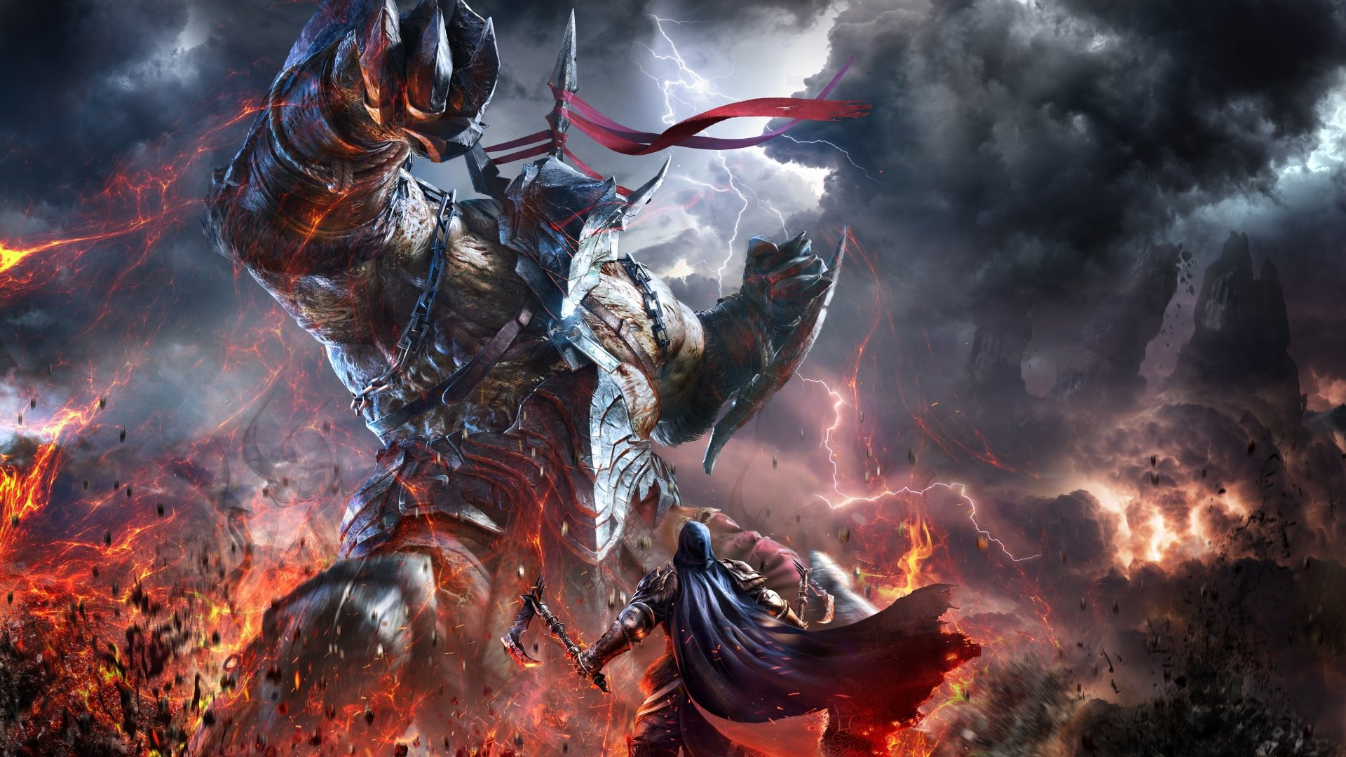 8 Lords Of The Fallen HD Wallpapers Background Images 1920x1080
