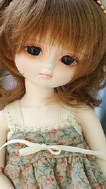 Beautiful Wallpaper Cute And Pretty Barbie Doll Wallpapers 360x640