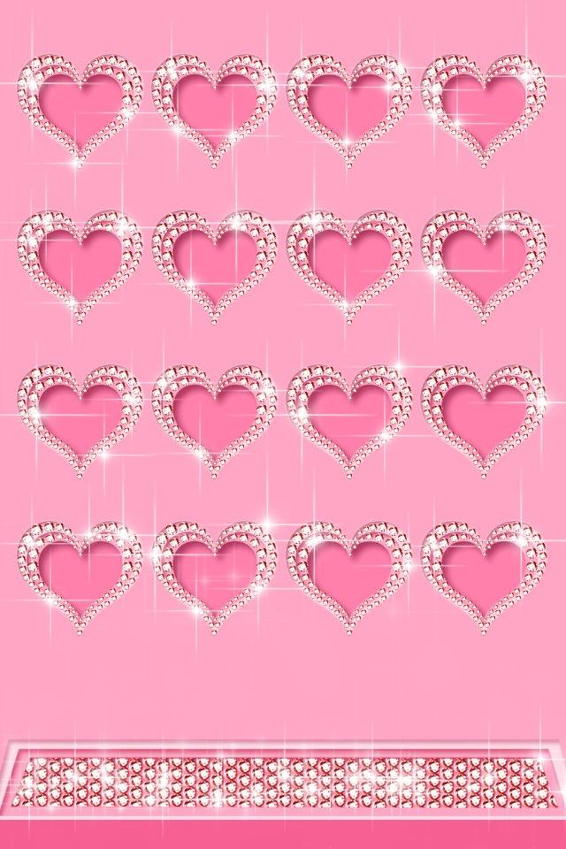 Pink Bling Wallpaper - WallpaperSafari
