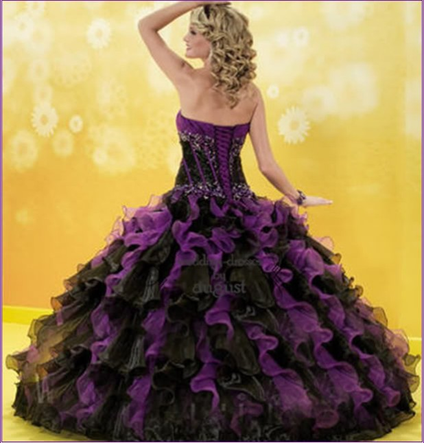 Strapless Ball Gown Bridal Gown Quinceanera Dress 251351981888 618x645