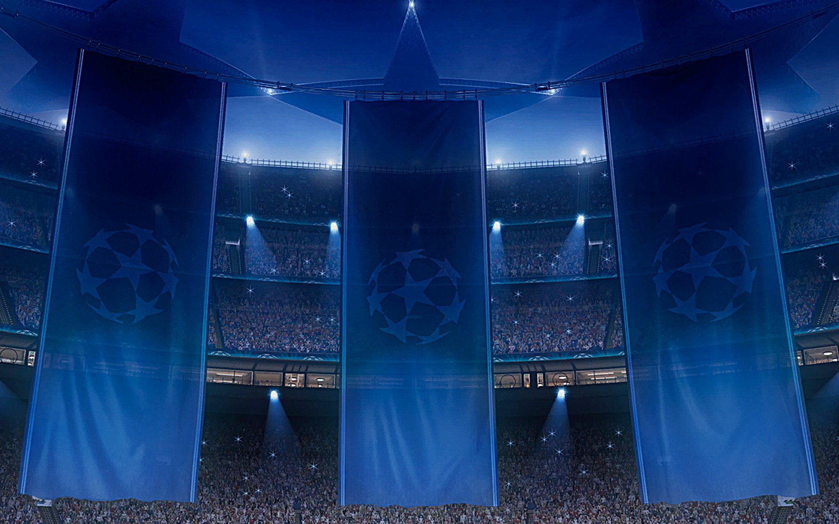 Popular Champions League Wallpaper Full HD Pictures 1680x1050