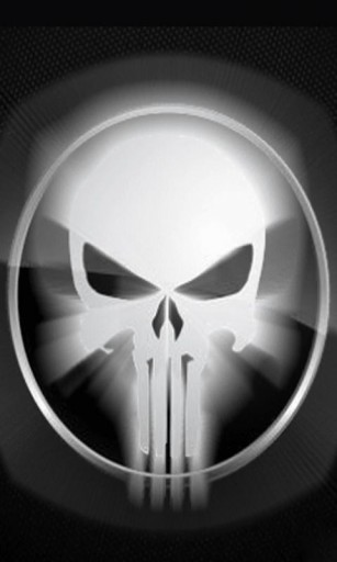 View bigger - Punisher Live Wallpaper 3 for Android screenshot