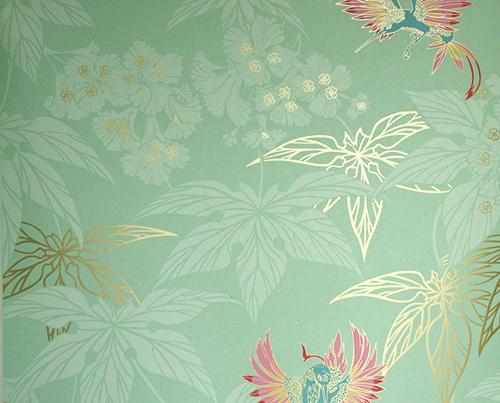 Design Trend Mint Green in Childrens Design 500x403
