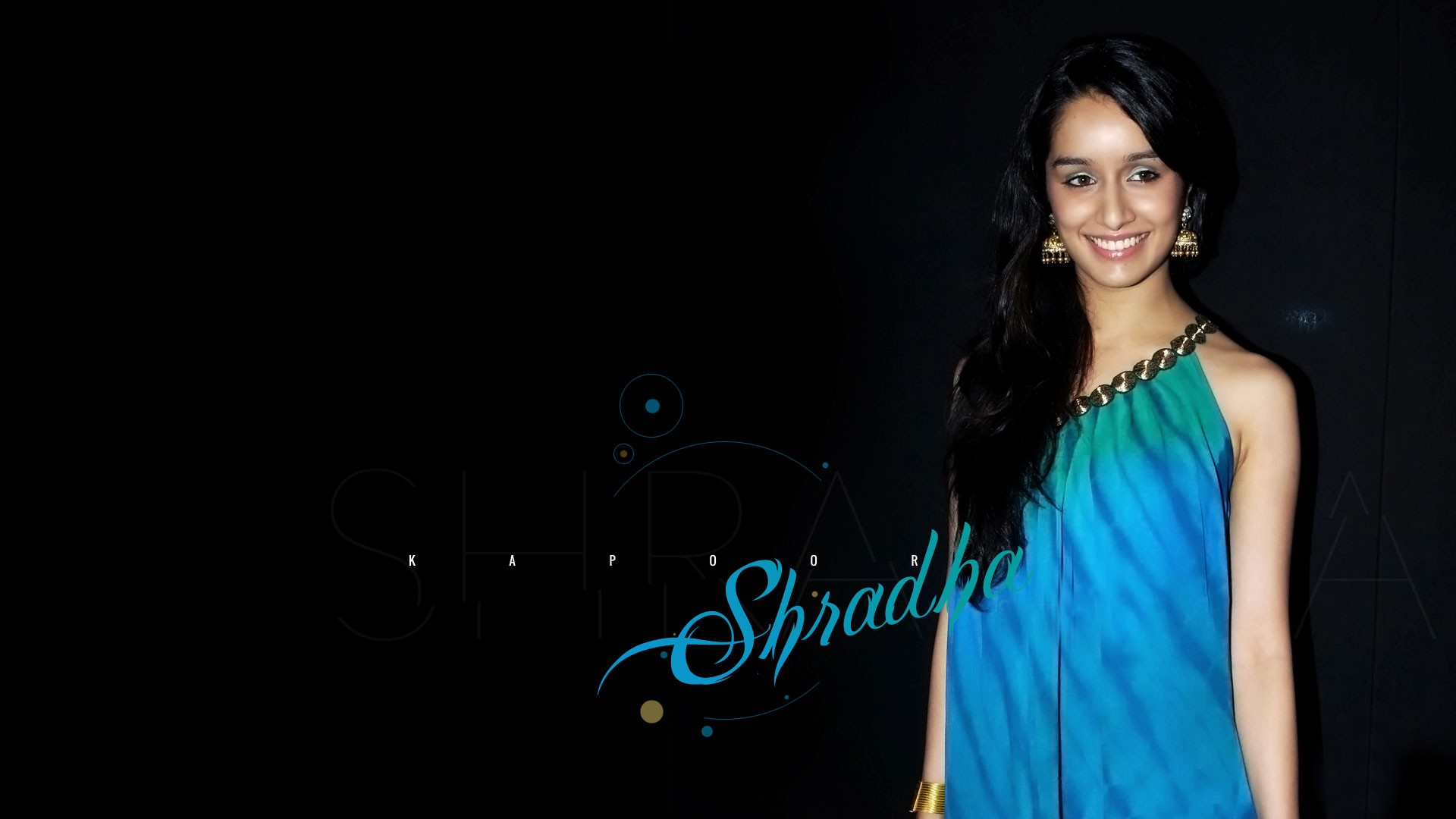 Download Shraddha Kapoor Cute 2014 wallpaper in Celebrities wallpapers 1920x1080