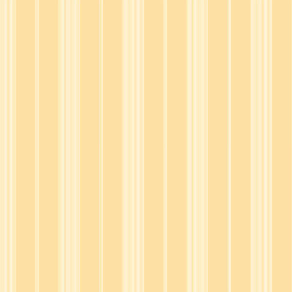 Yellow Tailor Stripe Wallpaper   Wall Sticker Outlet 600x600