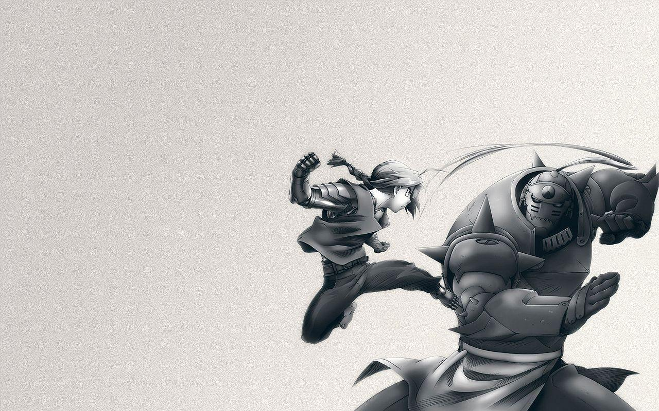 Fullmetal Alchemist Wallpapers HD 1280x800