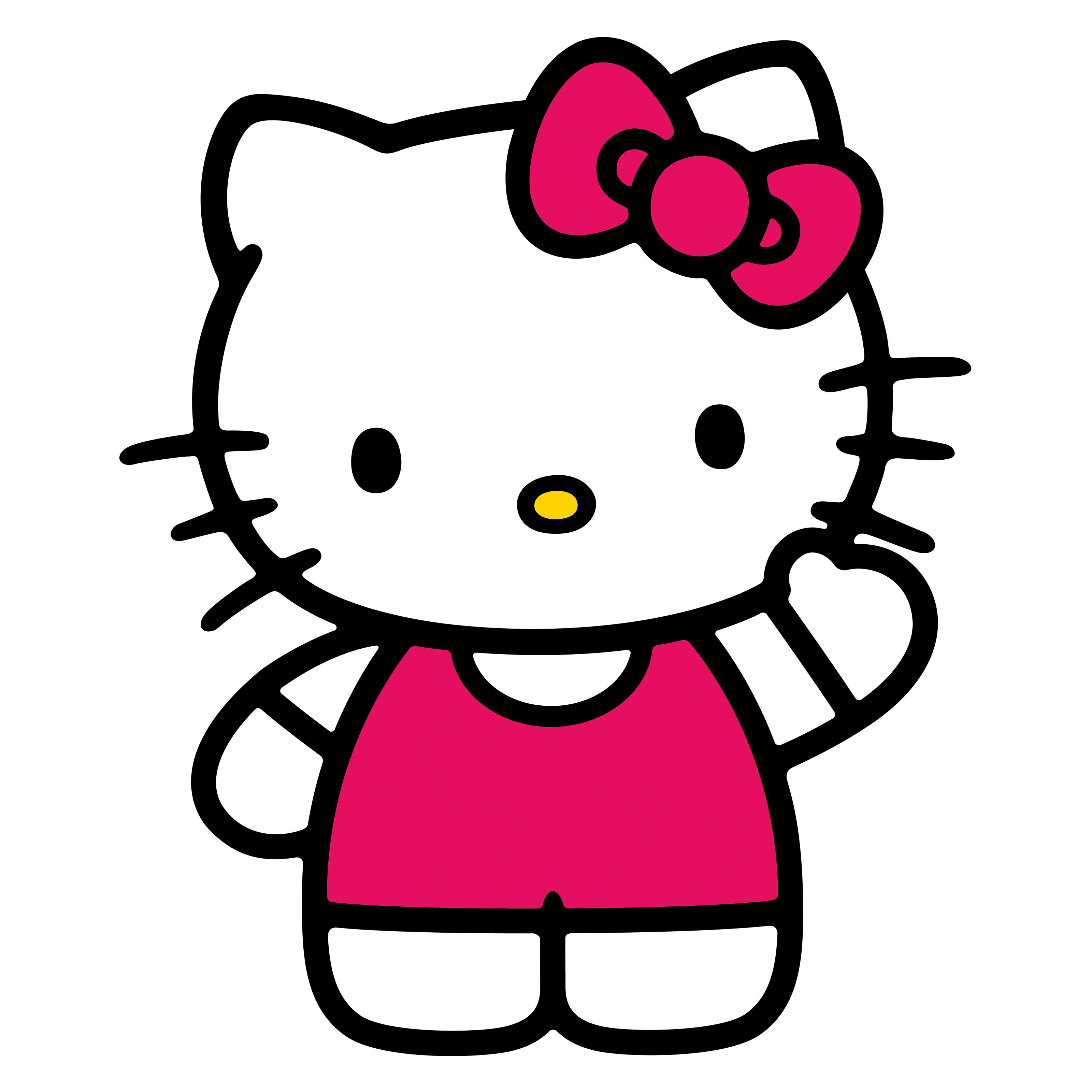 cute hello kitty pink desktop wallpaper download cute hello kitty pink 3200x3200