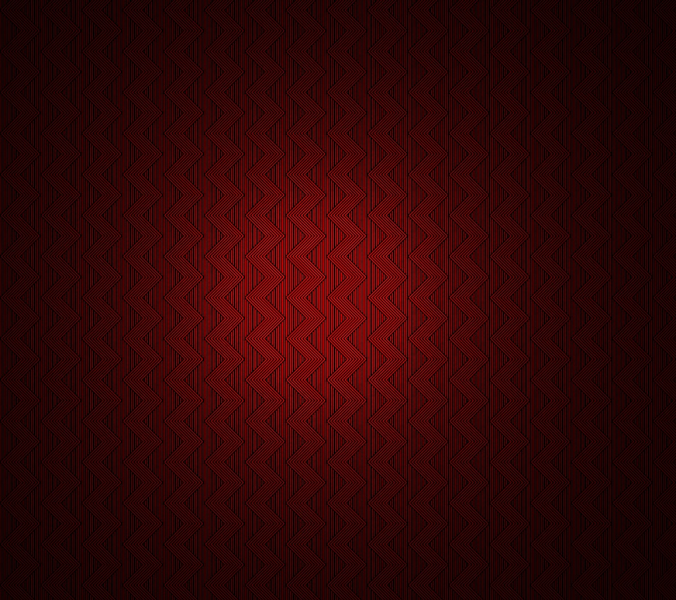 Red Zigzag Pattern android HD wallpaper 960x853