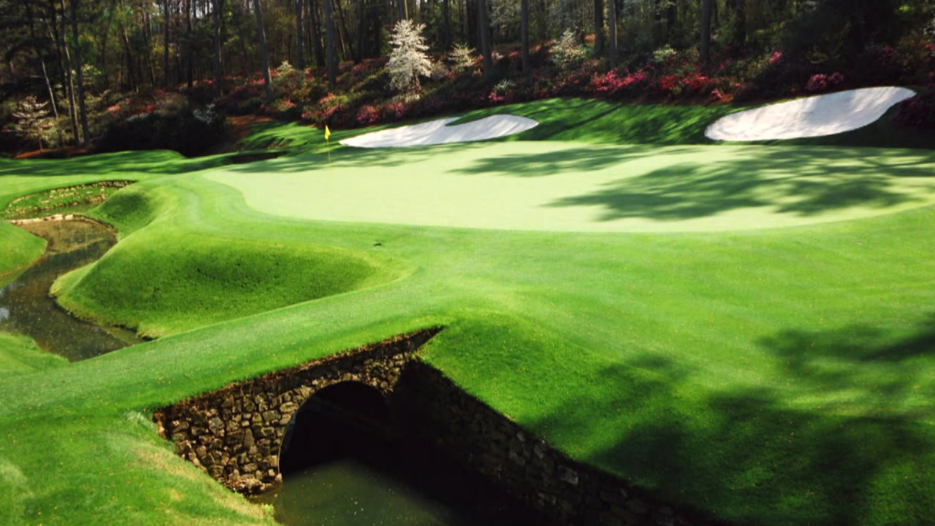 46 the masters wallpaper hd on wallpapersafari - Golf wallpaper hd ...