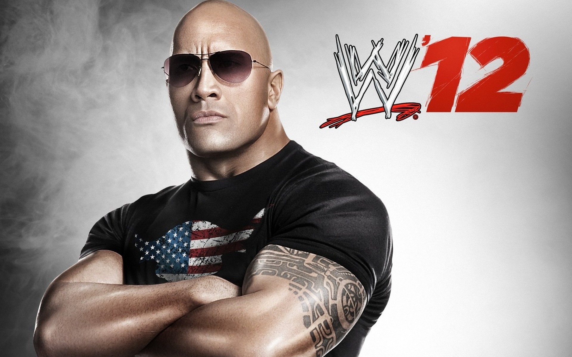 WWE 12 The Rock Wallpapers HD Wallpapers 1920x1200