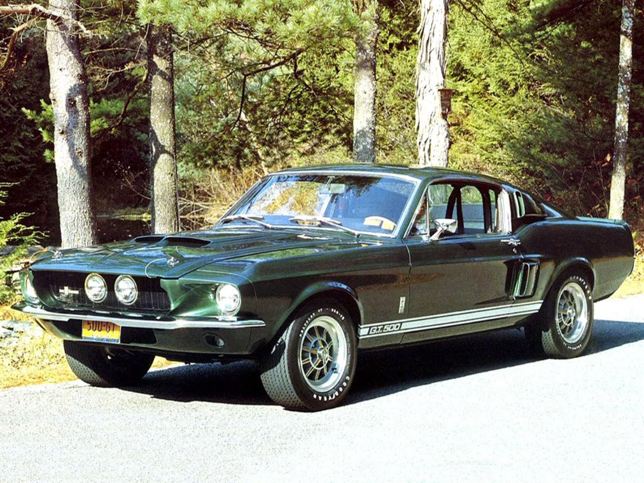 Ford Mustang 1967 Wallpaper Phone
