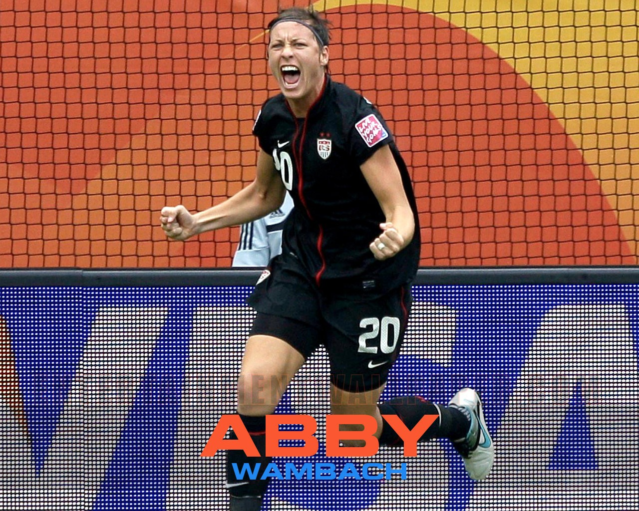Abby Wambach 1280x1024