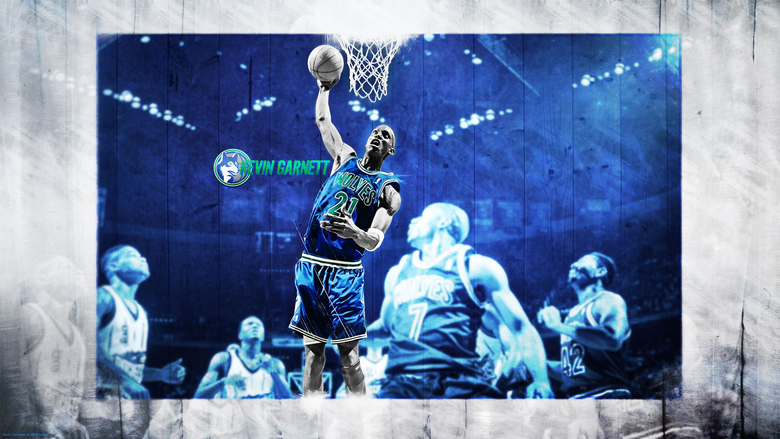 Kevin Garnett Wallpapers Basketball Wallpapers at 2560x1440