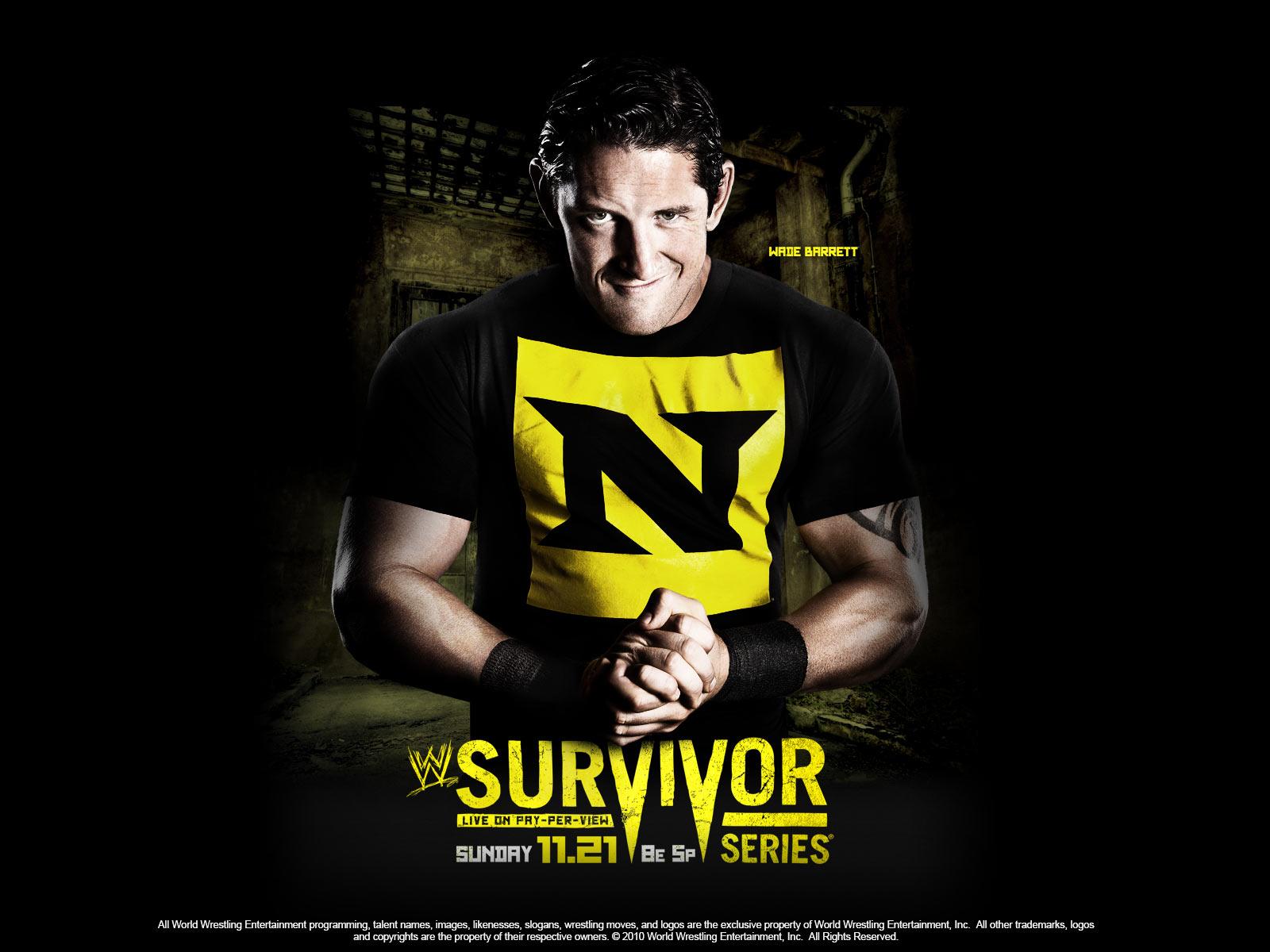 WWE Survivor Series 2010 Predictions Bleacher Report Latest 1600x1200