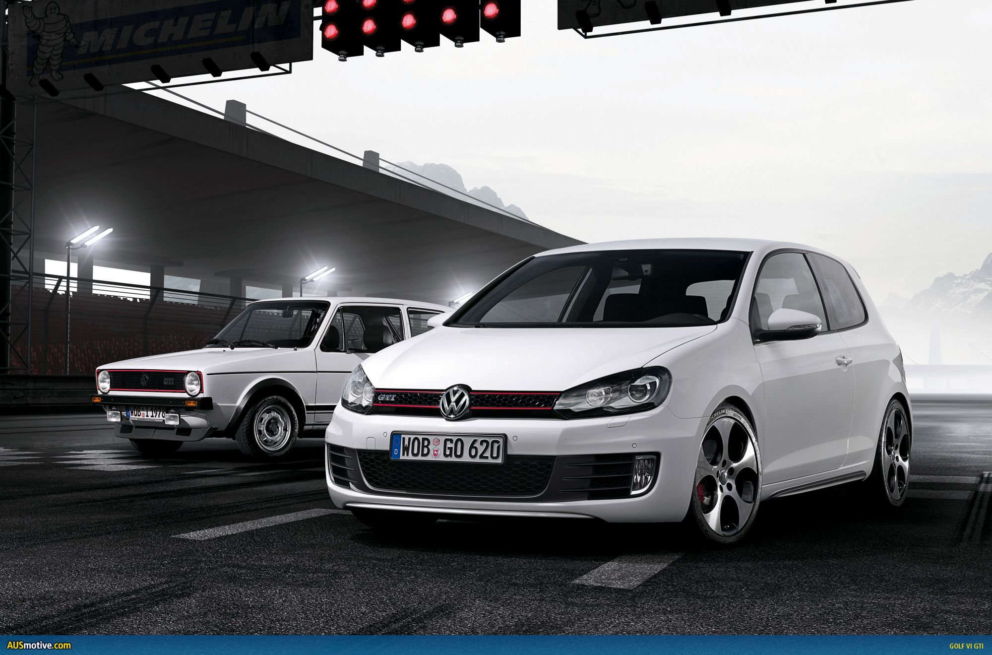 Volkswagen Golf VI Wallpapers Volkswagen golf mk2 Volkswagen 2000x1320