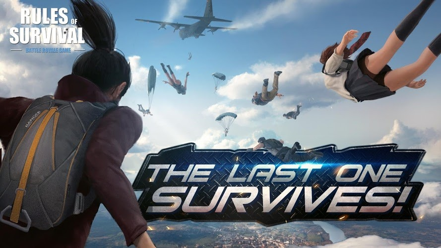Rules Of Survival Apk Mod Pubg Android Download: 889x500px RULES OF SURVIVAL Wallpapers