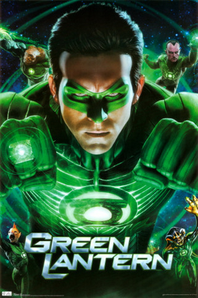 Green Lantern Corps Movie Wallpapers 109 images in Collection 640x960