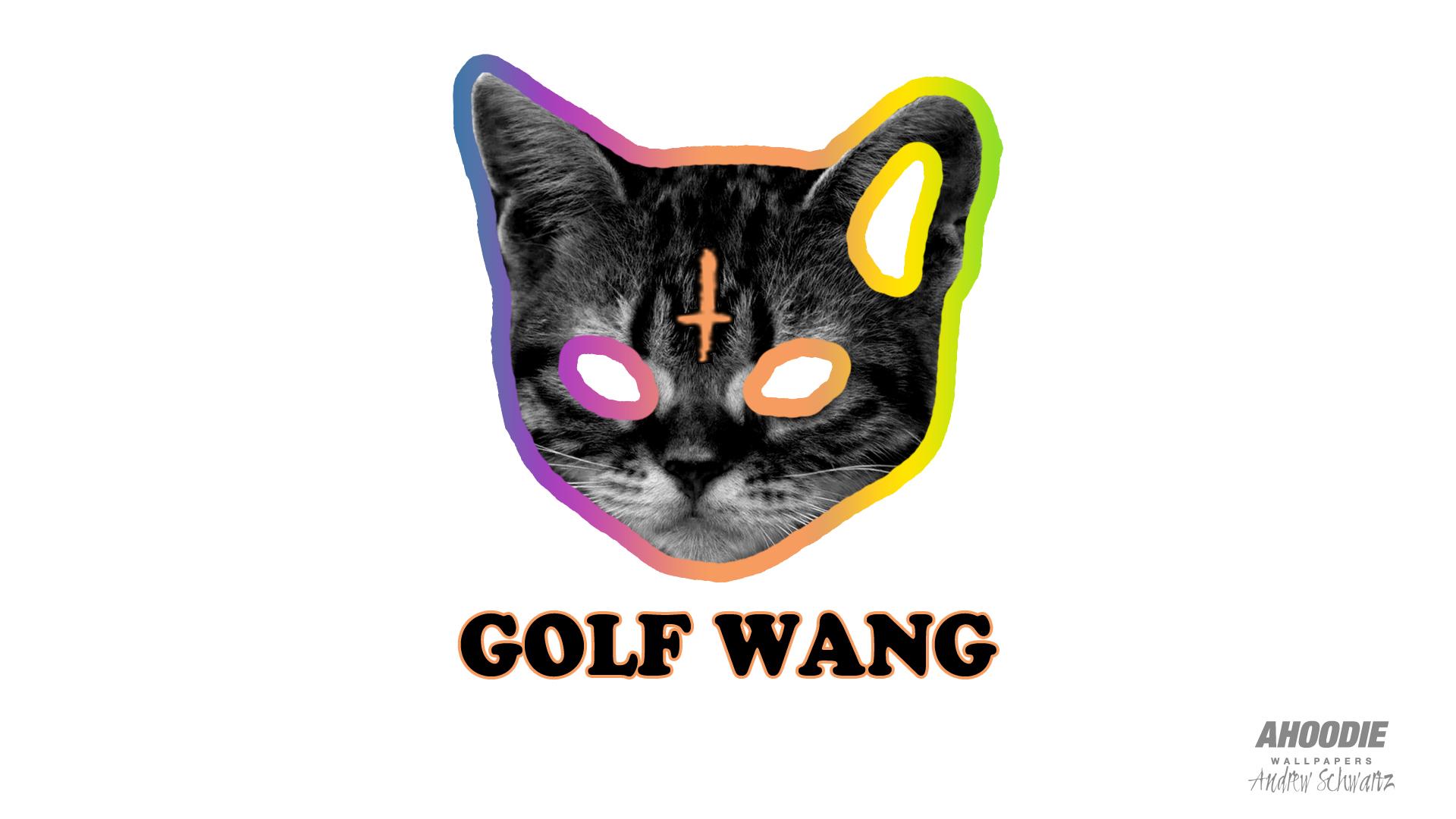 Sports Wallpapers: Golf Wang Cat Wallpaper |Catwang Wallpaper