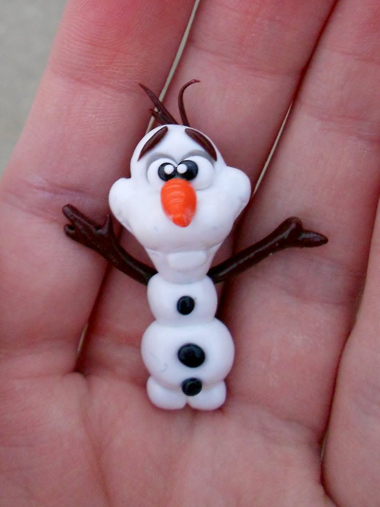 Disney Frozen Olaf by SkipperSara 774x1032