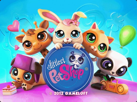 littlest pet shop online wallpaper for the game wallpapers 550x412