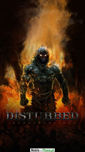 disturbed wallpaper the guy   DriverLayer Search Engine 360x640