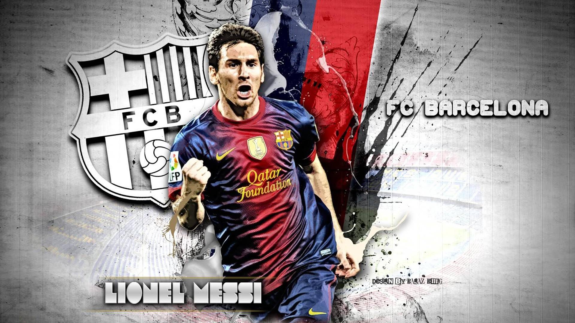 Messi Desktop Wallpapers   Wallpaper High Definition High Quality 1920x1080