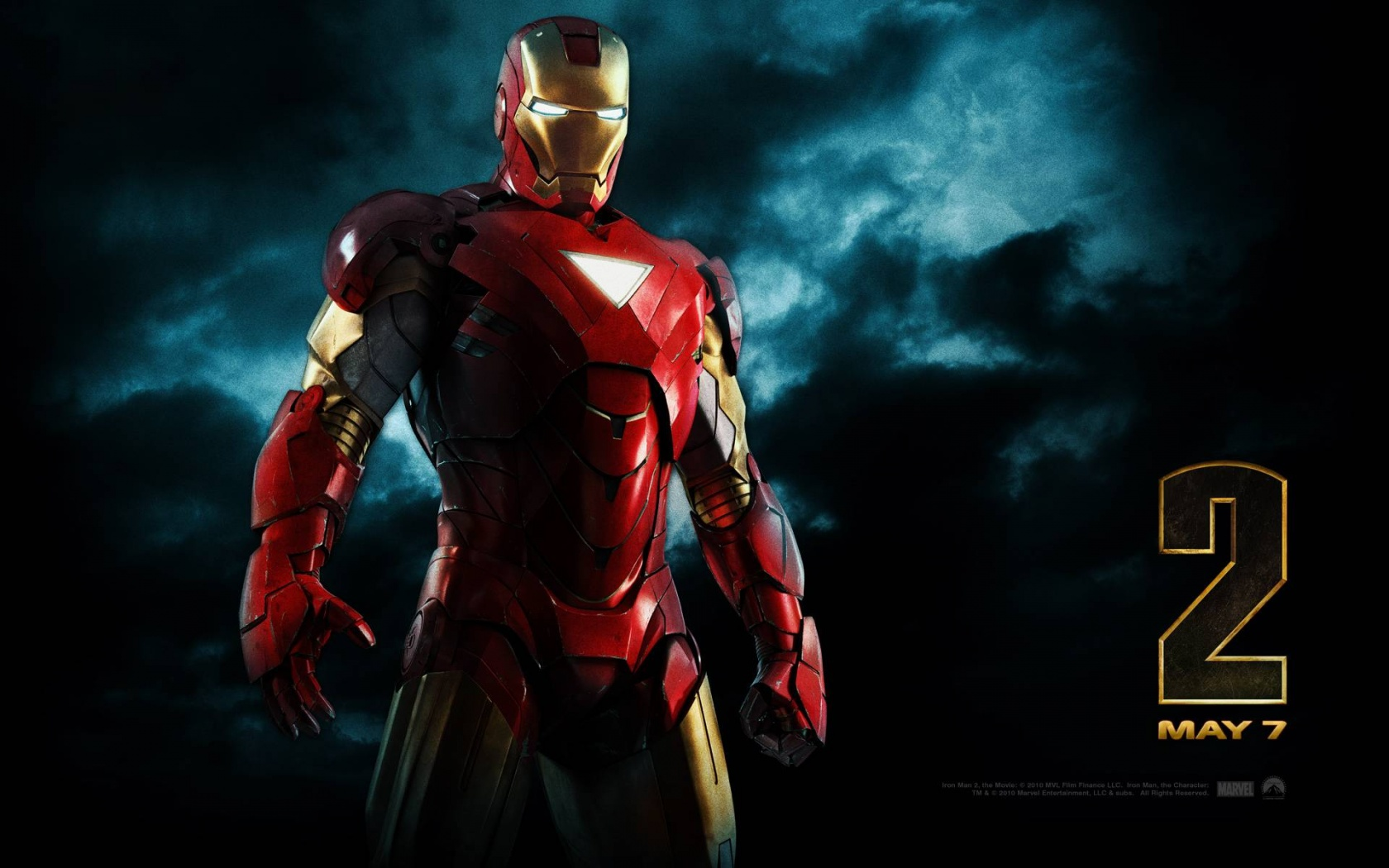 2010 Iron man 2 Wallpapers HD Wallpapers 1680x1050