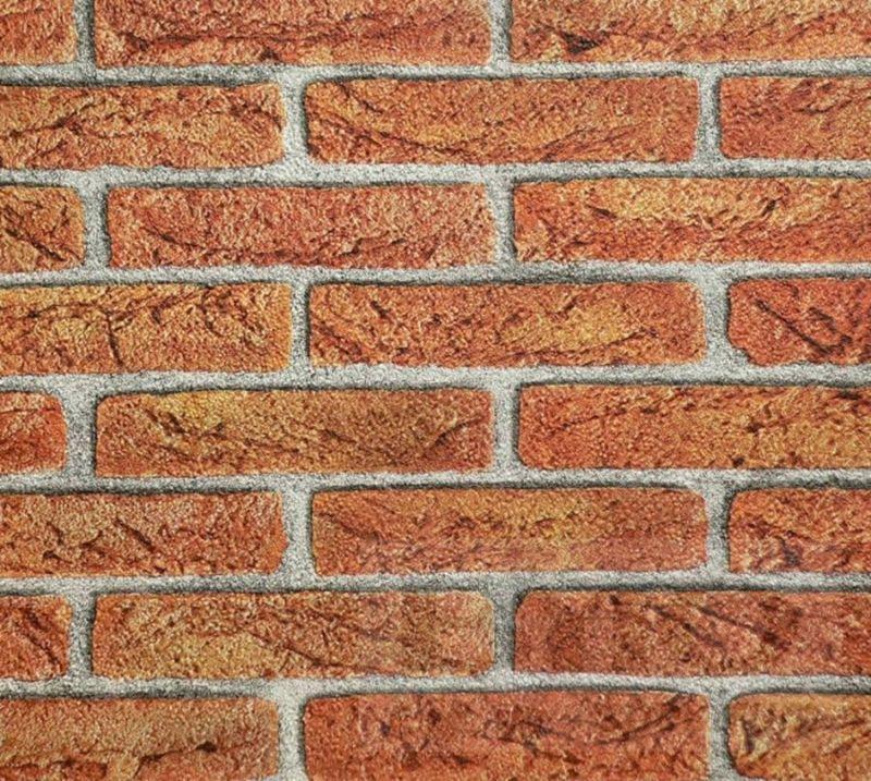 Brick Driveway Image Brick Effect Wallpaper 800x717