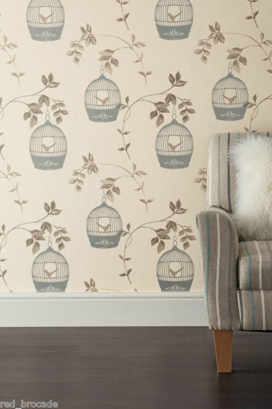 Taskers wallpaper wallpapersafari for Gold bird wallpaper