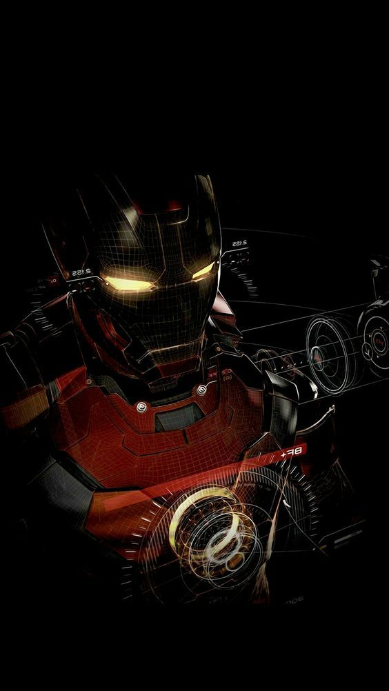 wallpaper iphone wallpaperforiphone ironman spiderman 564x1002