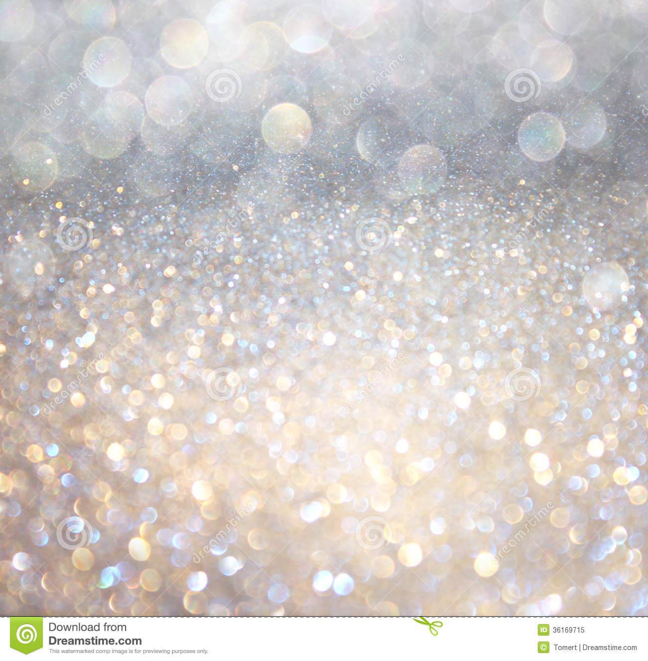 silver bling background lights - photo #7