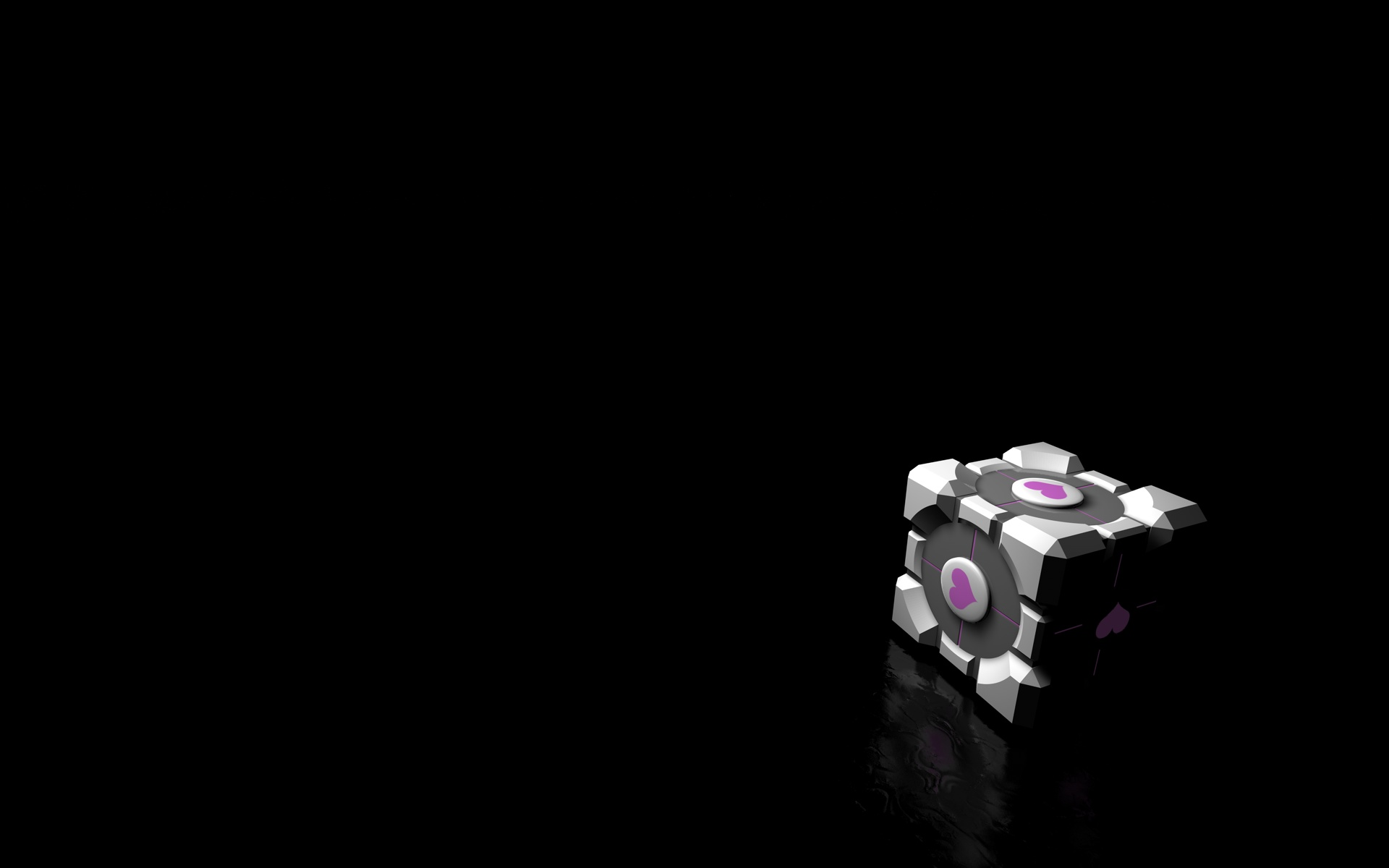 3D Cube Wallpapers 1920x1200