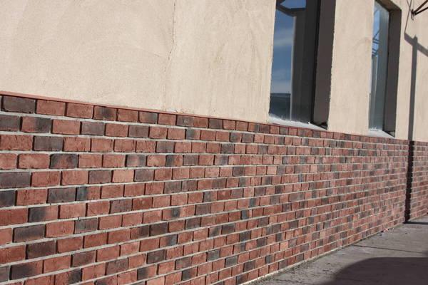 faux brick interior wall covering depot 2016   Textured Brick 600x400