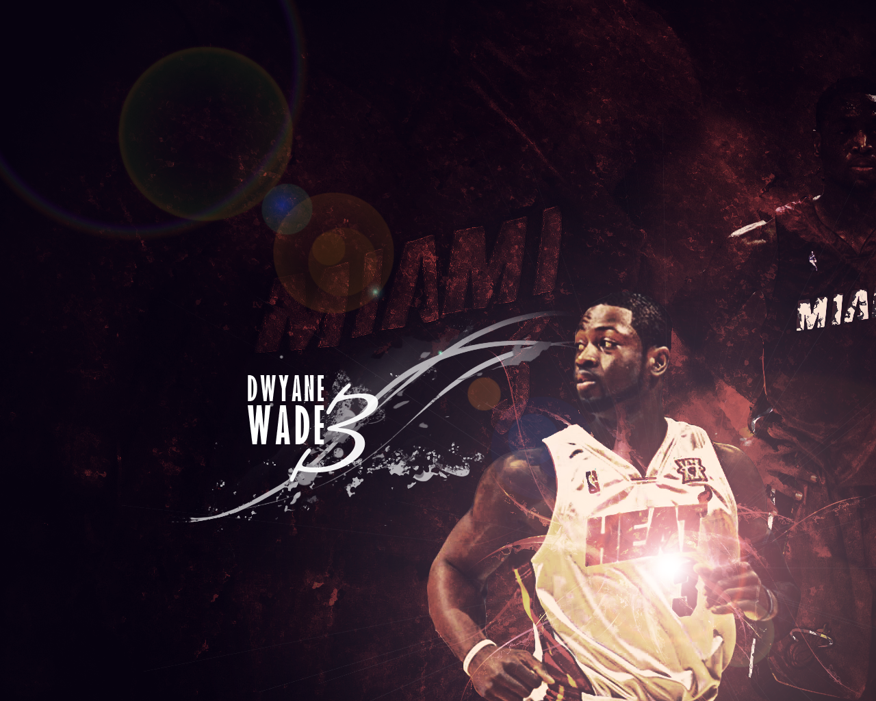 wallpapers basketball wallpaper basketball background 31 dwyane wade 1280x1024