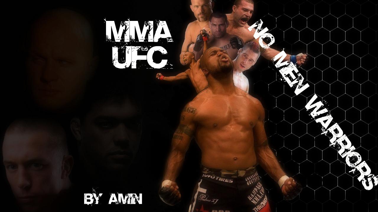 UFC Wallpaper by AminKazama 1280x720