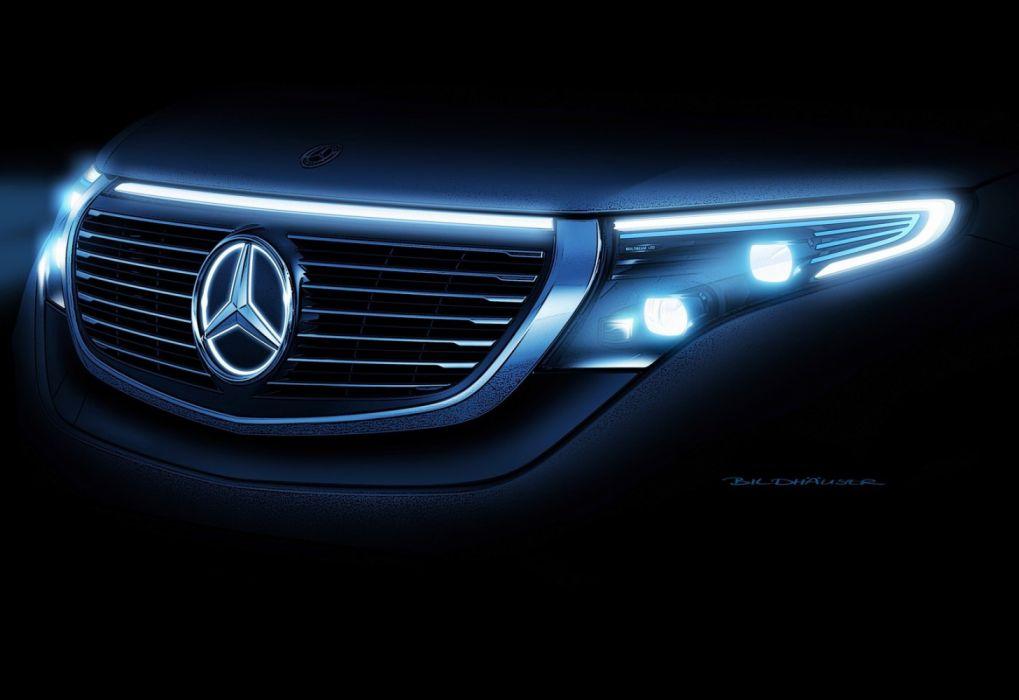 Mercedes Benz EQC 2020 wallpaper 1600x1100 1291439 WallpaperUP 1019x700