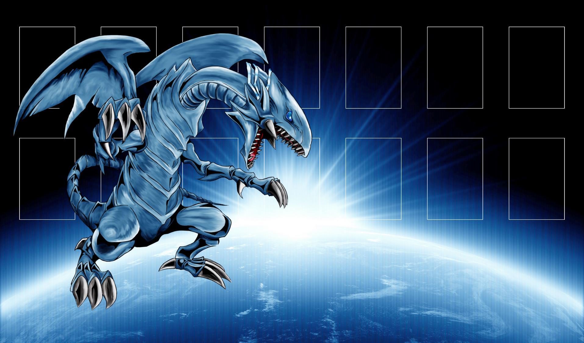 Free Download Download Blue Eyes White Dragon Wallpapers
