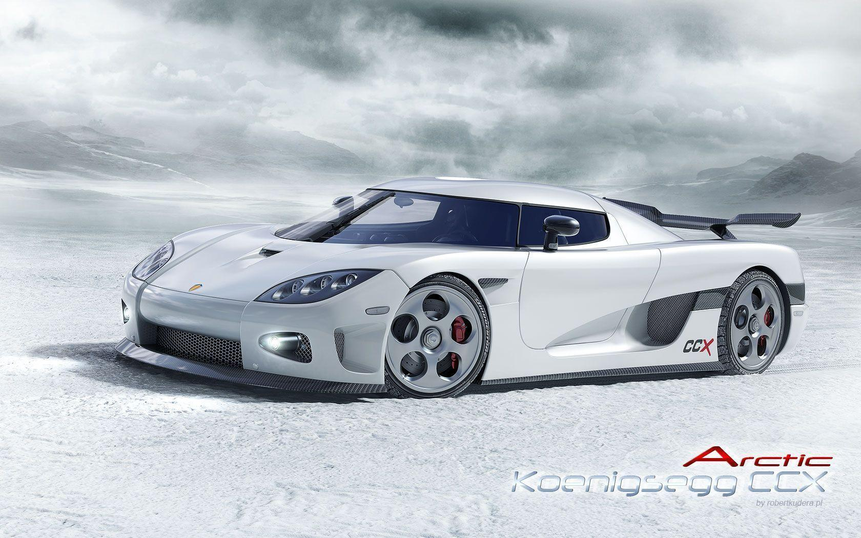 Koenigsegg CCXR Wallpapers 1680x1050