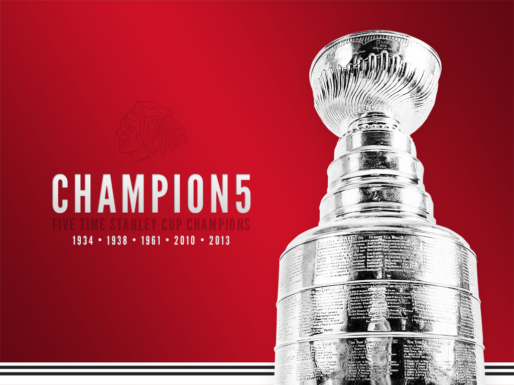 Desktop Wallpaper   Chicago Blackhawks   Fan Zone 1024x768