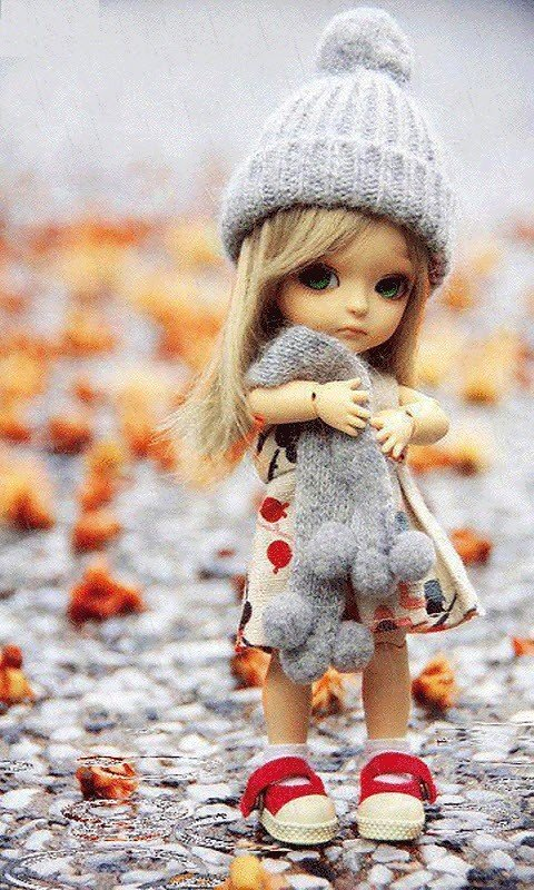 Love Baby Doll Wallpaper : cute Doll Pictures Wallpapers - WallpaperSafari