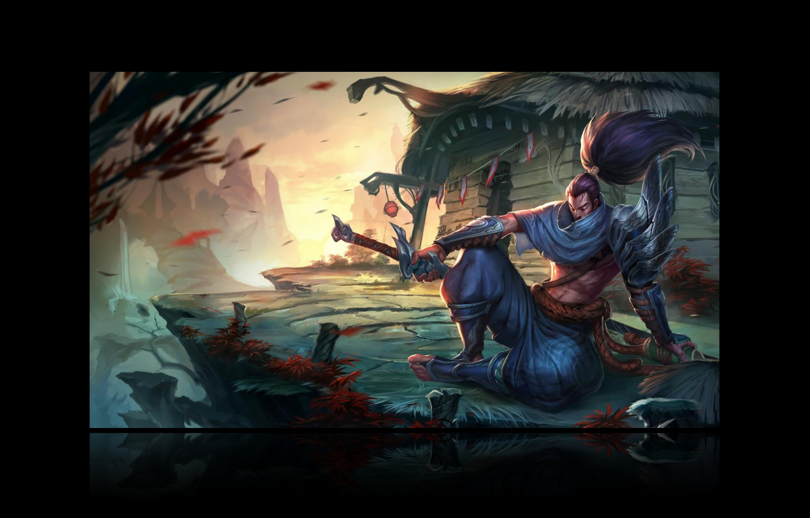 Free Download Yasuo League Of Legends Wallpaper Wallpapers