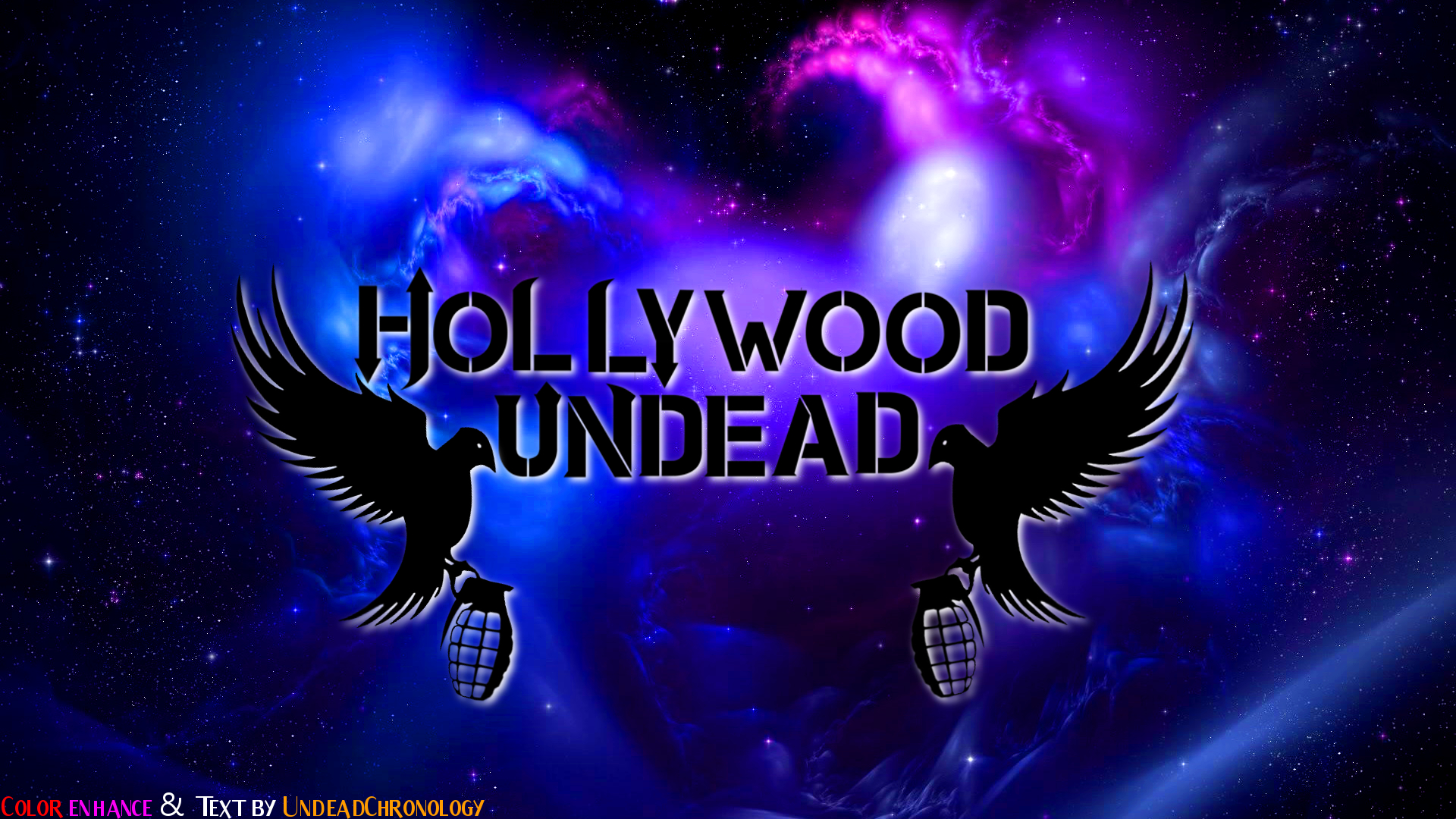 Hollywood Undead Wallpaper 1080p by DcfEmpx 1920x1080
