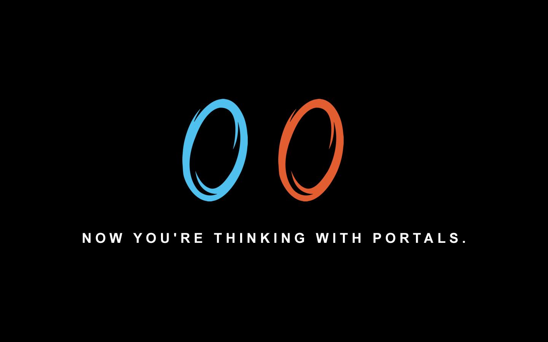 Portal Computer Wallpapers Desktop Backgrounds 1440x900 ID24525 1440x900