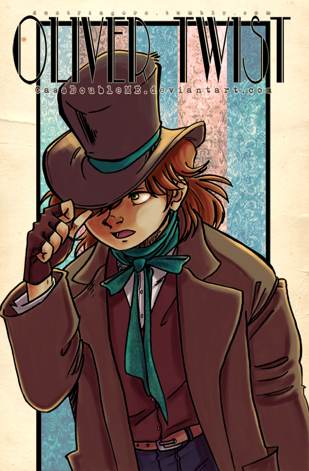 Oliver   Twist by CassDoubleME 625x950