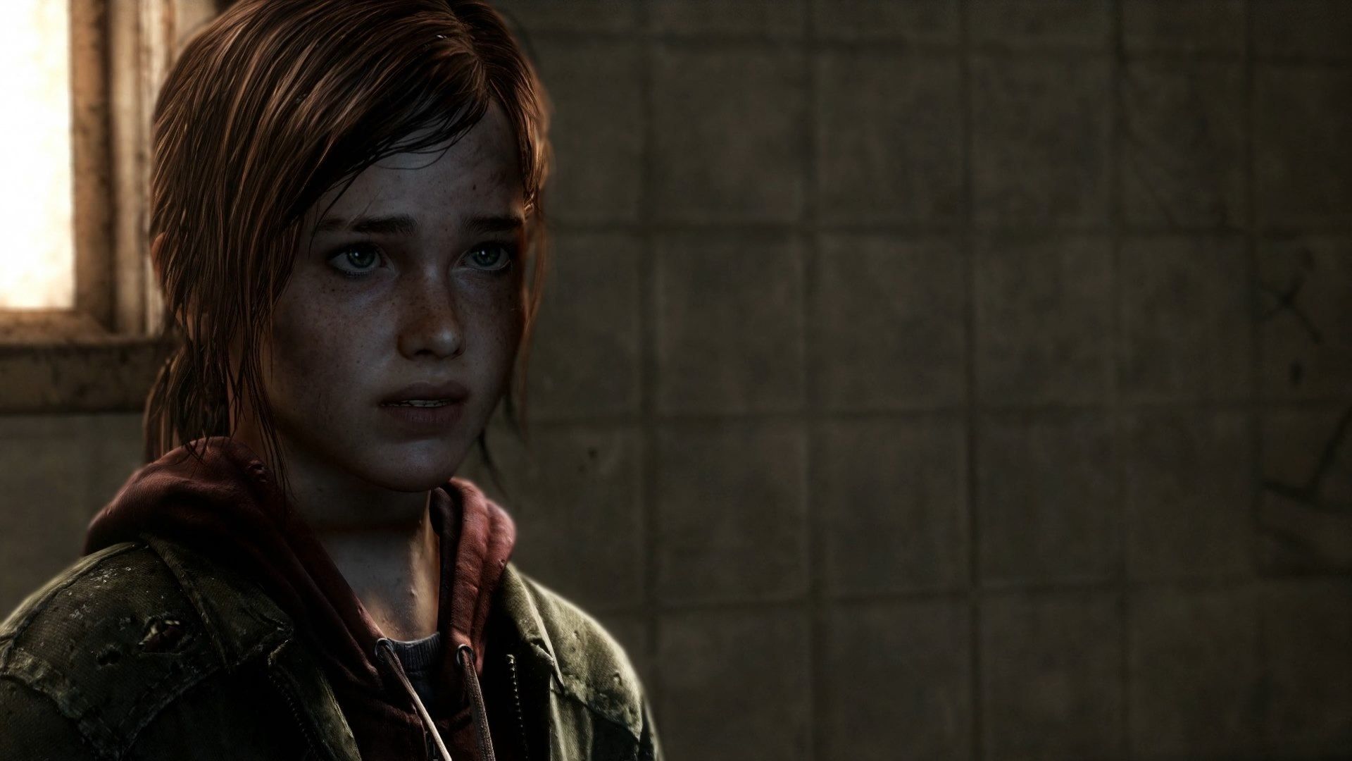 The last of us ellie wallpapers photos pictures 1680x1050