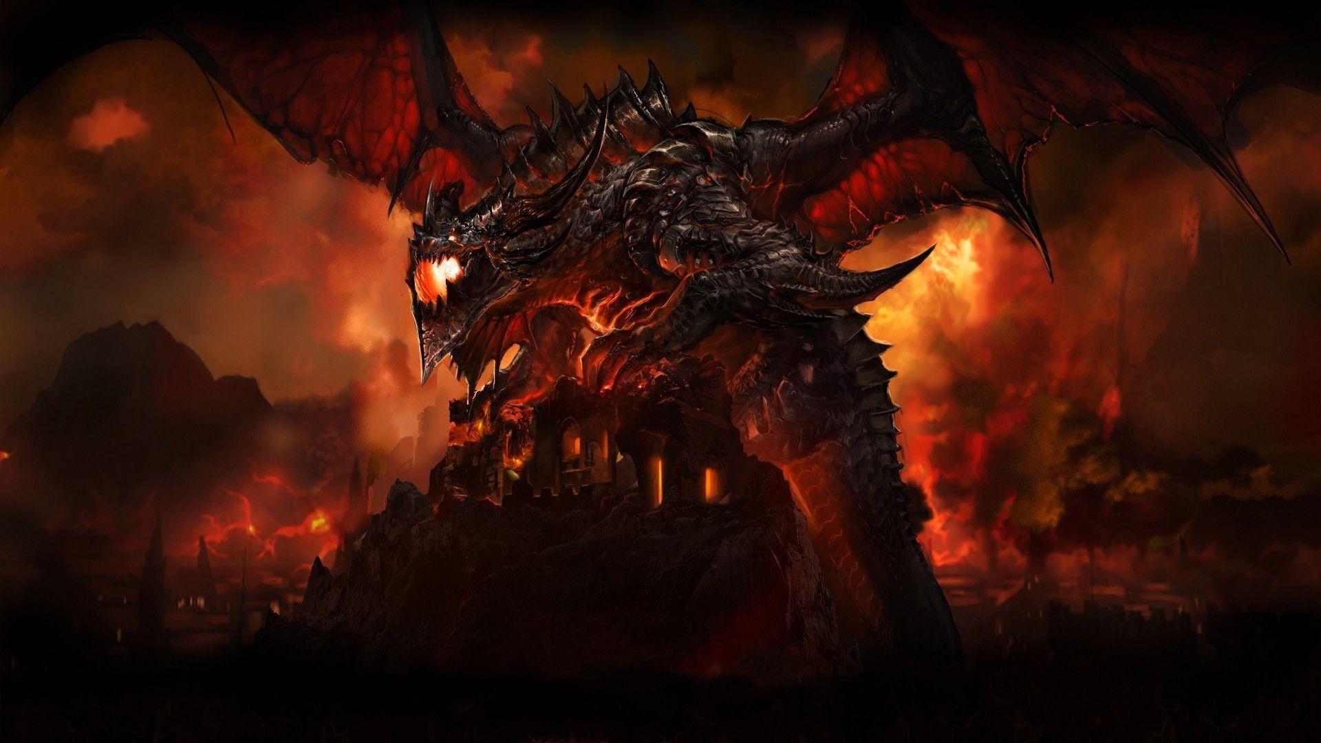 Free Download World Of Warcraft Cataclysm Wallpapers Hd Desktop