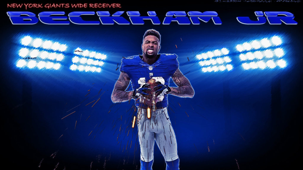 Odell Beckham Jr Wallpaper 1024x576