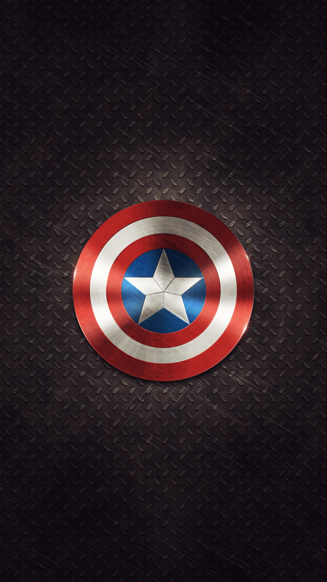 Captain America Shield   Best htc one wallpapers 1080x1920
