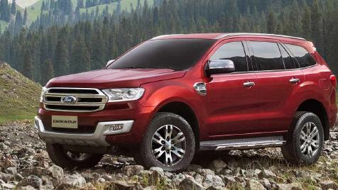 Ford Endeavour Price GST Rates Images Mileage Colours 476x268